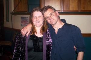 Alex Smith & Diane 2005