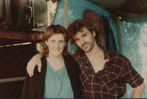 Alex Smith  & Diane 80s