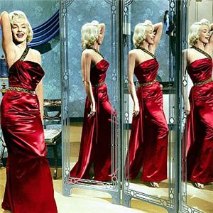 Marilyn in 'How to Marry a Millionaire'