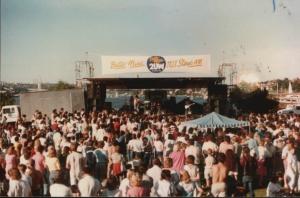 Birkenhead Point concert